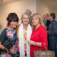 Sandra Morley, Barbara Landau and Helen Kutner