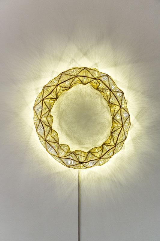 Proto-Crystal by Elizabeth Workman